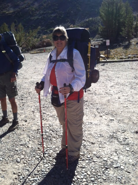 Cherly Caton, co-owner of Mammoth Creek Vacation Rentals