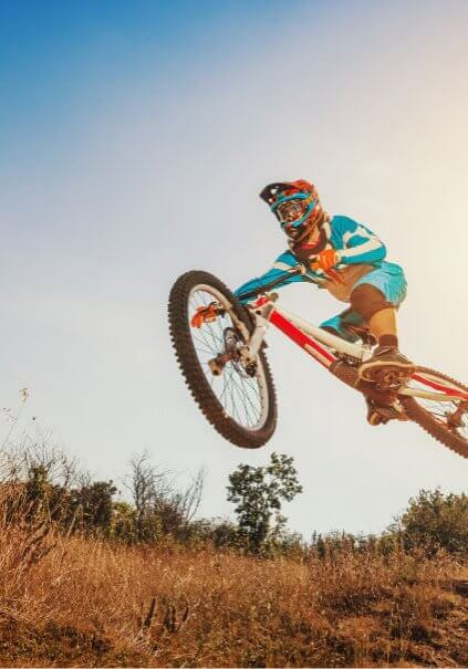 Mammoth Mountain Bike Park, bike rentals, and bike passes available in Mammoth Lakes